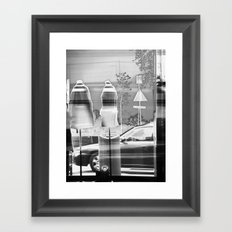 Waiting 23 Framed Art Print