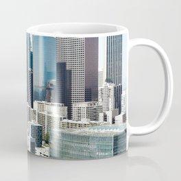 LA Skyscrapers Coffee Mug