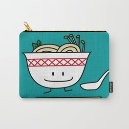 Happy Pho Carry-All Pouch