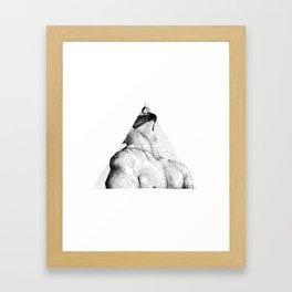 Dood 6 Framed Art Print