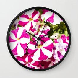 P!nk Weelz Wall Clock