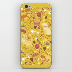 For the love of cats iPhone Skin
