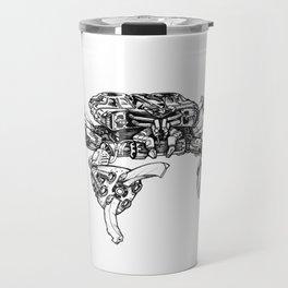 Crabatron Travel Mug