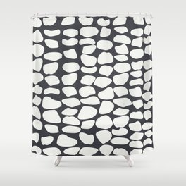 Janina VI Shower Curtain