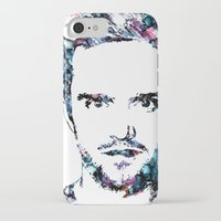 jesse pinkman iPhone & iPod Cases featuring Jesse Pinkman by NKlein Design