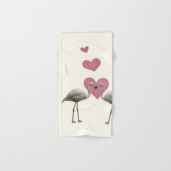 Love Birds Hand & Bath Towel