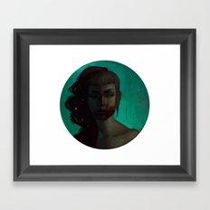 The Devils Bride Framed Art Print