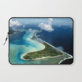 Bora Bora: South Pacific Paradise Laptop Sleeve