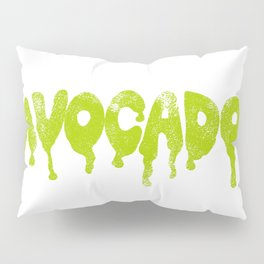 Avocado Pillow Sham
