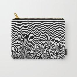 Dizzy Stripes Carry-All Pouch