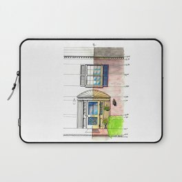 Welcome Home Lynchburg Laptop Sleeve