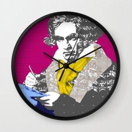 Ludwig van Beethoven 7 Wall Clock