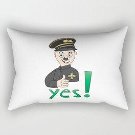 SticLer Rectangular Pillow