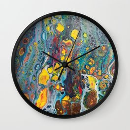 Genesist Wall Clock