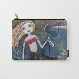Desired - Romantic Mermaid Carry-All Pouch