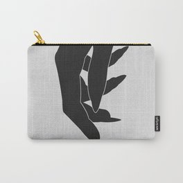 Blac Hand Carry-All Pouch