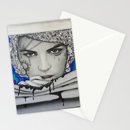 Norma Scott Andrews NSA Stationery Cards