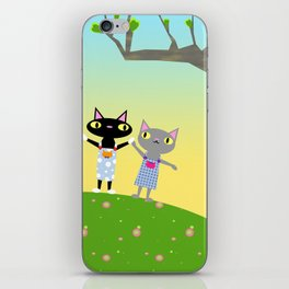 Issho iPhone Skin