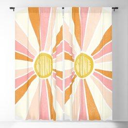sundial shine Blackout Curtain