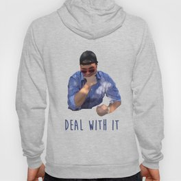 Deal with it Hoody