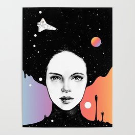 If You Were My Universe Poster