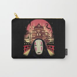 Welcome to the Magical Bath House  Carry-All Pouch