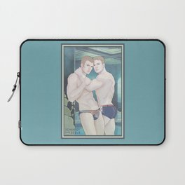 Johnny and Steve Laptop Sleeve