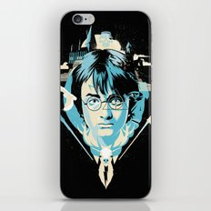 The Boy Who Lived iPhone & iPod Skin