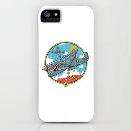 Kamikaze Likes and Smiles iPhone Case