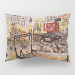 Desires in a Piccadilly Pillow Sham