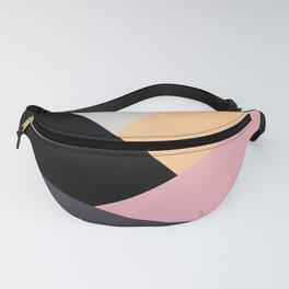 Colorful geometric design Fanny Pack