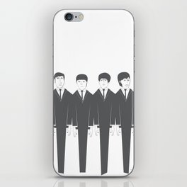 The Fab Four iPhone Skin
