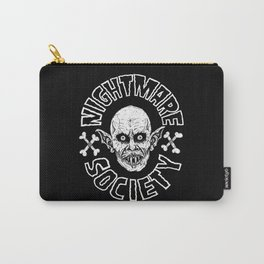 NIGHTMARE SOCIETY Carry-All Pouch