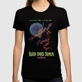 Black Space Demon T-shirt