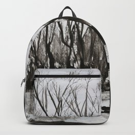 Brent skog - Gerlinde Streit Backpack