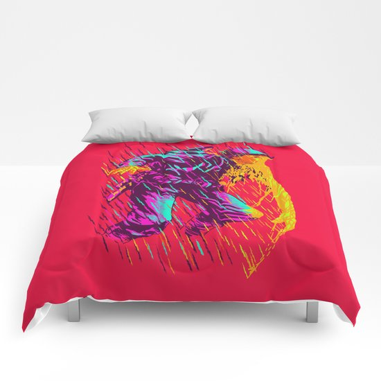 The Second Explosion Comforters
