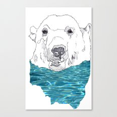 Polar 2.0 Canvas Print