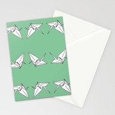 Paper Crane Motif, 2013. Stationery Cards