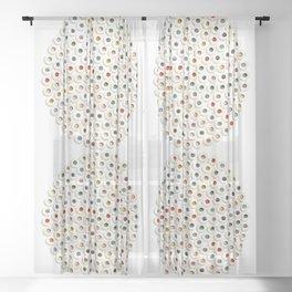 167 Toilet Rolls 07 Sheer Curtain