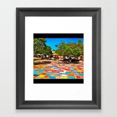 Stoned Love Framed Art Print