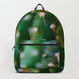 Cactus Up Close Backpack