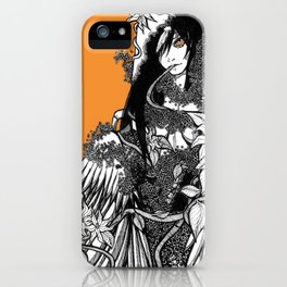 harpie iPhone Case
