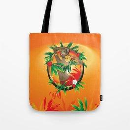 Hot Summer Tote Bag