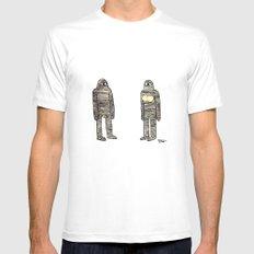 Mummies Mens Fitted Tee White MEDIUM
