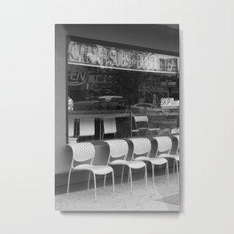 Subs Metal Print