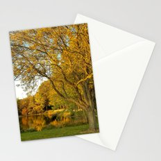 October: Scene 1 Stationery Cards