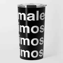 Latinxmas: Tamales & Primos Travel Mug