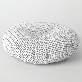 3 Grids Floor Pillow