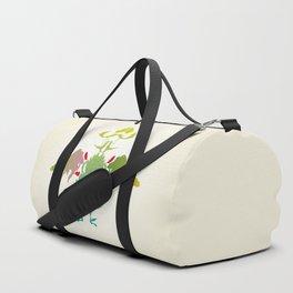 Rorschach Chicken Duffle Bag