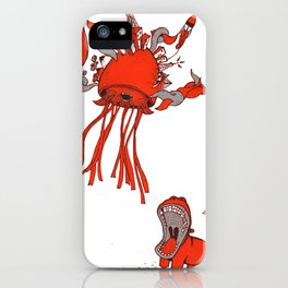 Jell~o~World iPhone Case